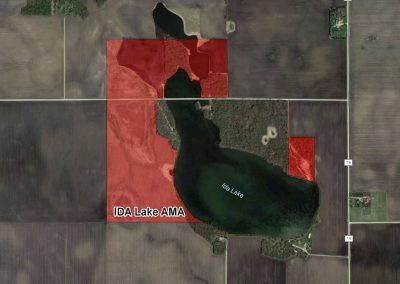 Ida Lake Aquatic Management Area