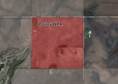 Pauley Family Waterfowl Production Area