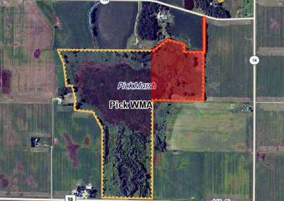 Pick Wildlife Management Area