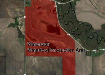 Watonwan Waterfowl Production Area